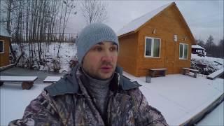ловля Форели на платнике Зимой ЛАГУНА зимняя рыбалка