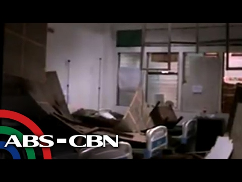 TV Patrol: Malalaking gusali, napinsala ng lindol sa Surigao City