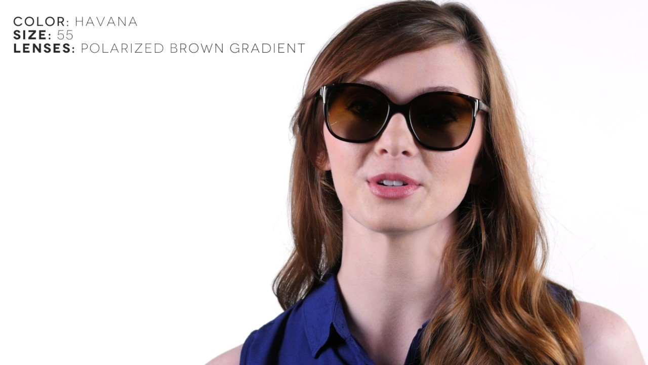 161548f6f3 Prada PR 01OS Sunglasses - YouTube