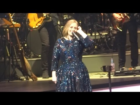 Adele - When We Were Young (07/03/16 Manchester)