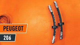 Oglejte si kako rešiti težavo z Zavorne cevi: video vodič
