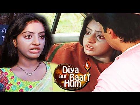 Sandhya Suffers From NEEL VISH, Goes To Mukeshwari Mandir | Diya Aur Baati Hum | 12th May 2016