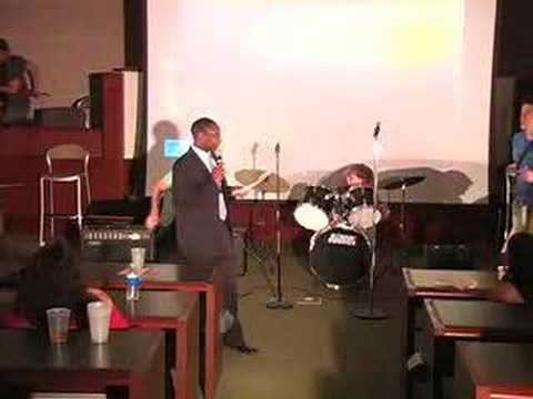 2008 Black Law Student Association Talent Show Part 2
