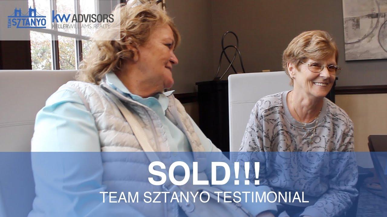 Sell My Erlanger, KY Home - Team Sztanyo Testimonial - Erlanger Realtor