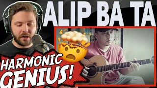 Download Alip Ba Ta 👌🎸- NUMB (FINGER STYLE) | MUSICIANS REACT