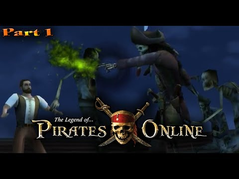 The Legend of Pirates Online! - Pirates of the Caribbean Online (TLOPO) PC Gameplay