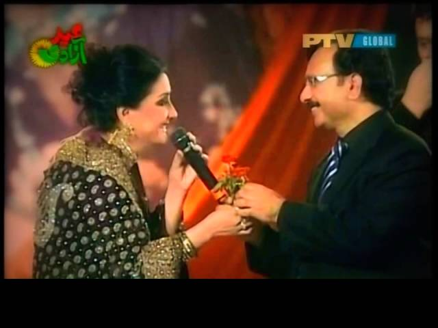 Naheed Akhtar - Mere Hote Huye Tere Honton Pe - LIVE