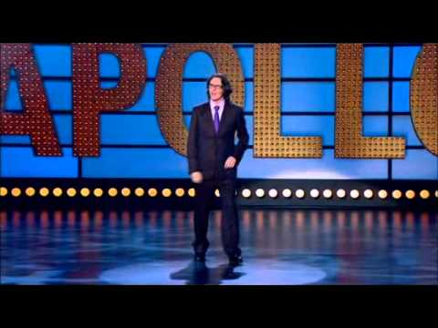 Ed Byrne Live At The Apollo