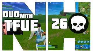 28 Kill duo game with Tfue and Nate Hill