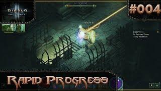 Diablo 3 Reaper of Souls Season 16 - HC Wizard Gameplay - E04