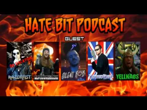 "Hate-Bit Podcast S2 Ep.#11 - ""That Bitch Was Alive When I Started"""