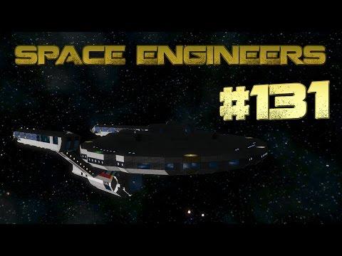 Space Engineers #131 No Mods: U.S.S. Houston [HD+] Deutsch - Let´s Show