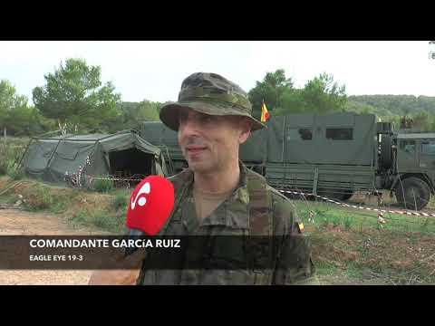 Grupo De Artillería Antiaérea 1:74 De San Roque   EAGLE EYE 19-3