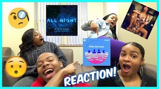 PSA, ALL NIGHT, & MORE + CAMILA'S SINGLES REACTION!
