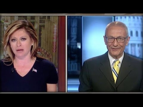 BOOM! MUST SEE! LAST NIGHT JOHN PODESTA GOT HIS ASS HANDED TO HIM ON LIVE TV HE'S ON THE ROPES!