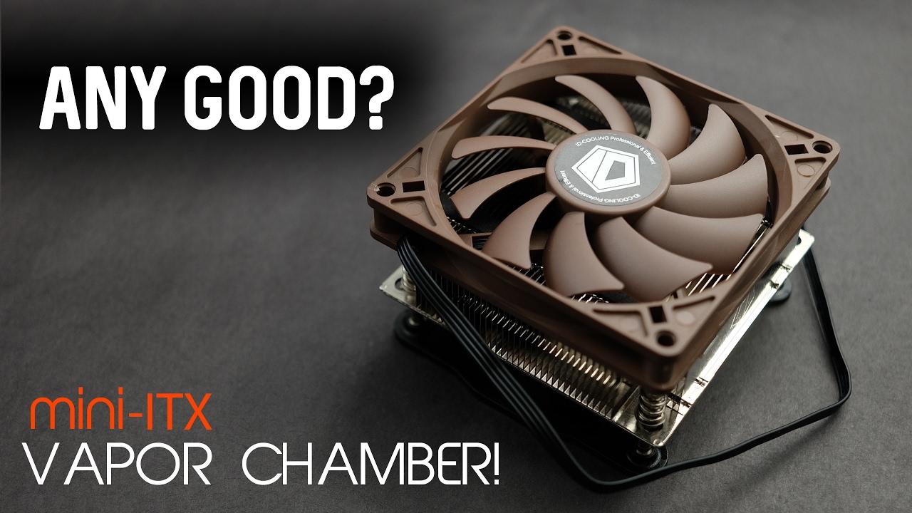 MINI-ITX Vapor Chamber Cooler Tested