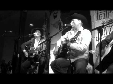 Tracy Lawrence - 14 Carat Mind (Live with Clay Walker)