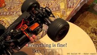 Brushless Motor Repair - Ремонт бесколлекторного двигуна