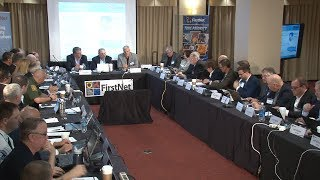 June 2017 FirstNet Public Safety Advisory Committee Meeting