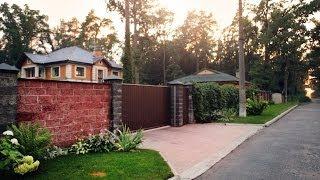Загородный дом в Ворзеле.(, 2013-08-07T12:55:05.000Z)