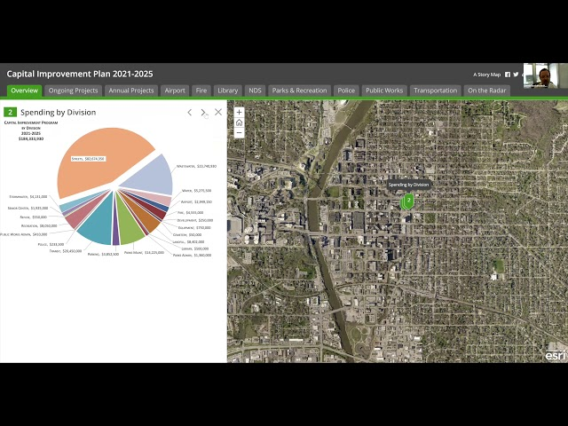 Capital Improvement Projects - Iowa City City Council Work Session of January 5, 2021