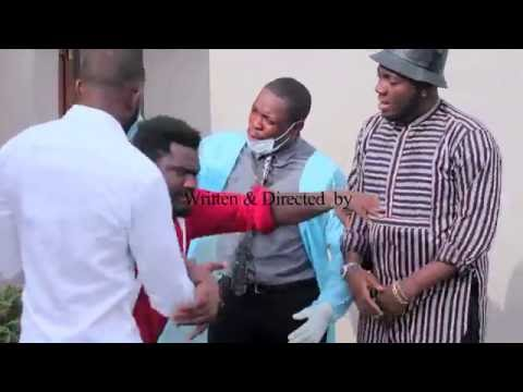 Video (skit): Yomi Black – Three Working Husbands And The Labour Room