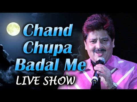 """chand-chupa-badal-me""-