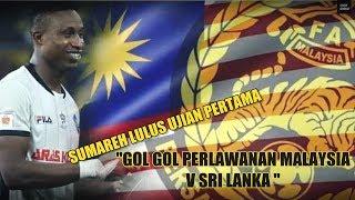 Highlight Perlawanan Malaysia vs Sri Lanka (12 Oktober 2018)