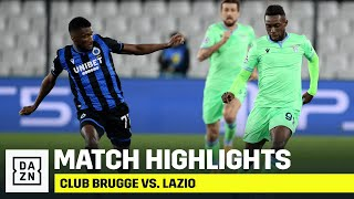 HIGHLIGHTS | Club Brugge vs. Lazio (Champions League 2020-21)