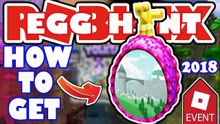 [EVENTO] Cómo obtener Egg Hunt 2013 Sugar Egg - Roblox Egg Hunt 2018 - Festival de Eggs Hardboiled City