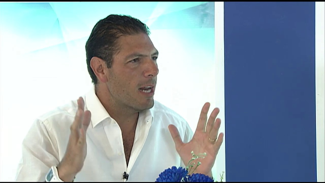 Banorte: 80 Convención Bancaria: Carlos Hank González