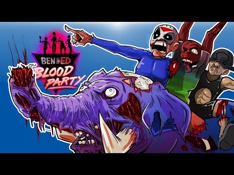 Ben And Ed: Blood Party - NO MORE FRIENDSHIP! (Maybe a little Friendship!)