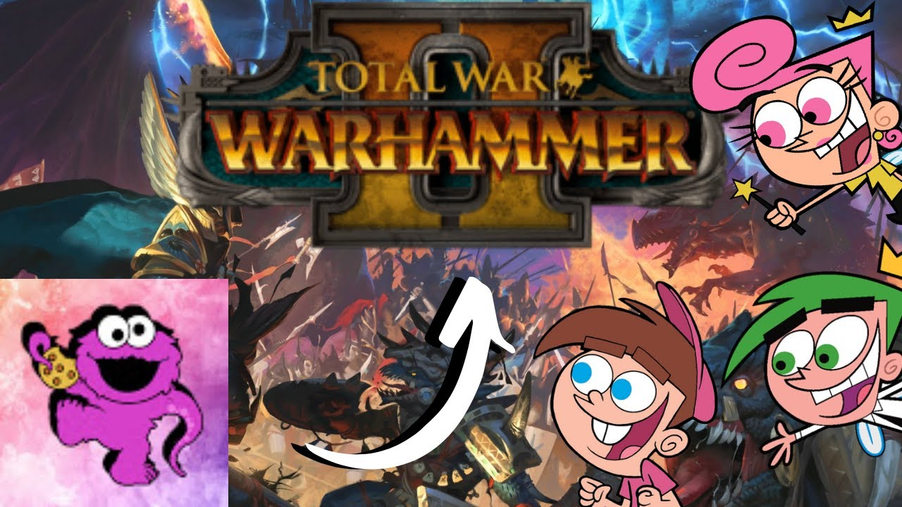 MilkandCookiesTW Talks Warhammer | TOONA