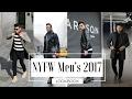 NYFW Men's 2017 Lookbook & Recap