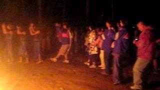Hội Vespa - Lửa trại Lang Biang