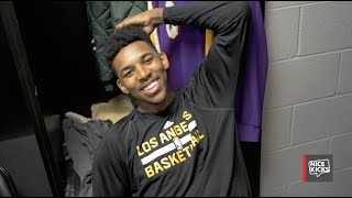 Nick Young Talks Nike Kobe X, Wearing Old Sneakers | Kicks On Court Weekly