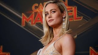 Brie Larson's Best Reaction To Wonder Woman 1984 Trailer