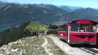 Repeat youtube video Trekking na Schafberg - Salzkammergut Austria