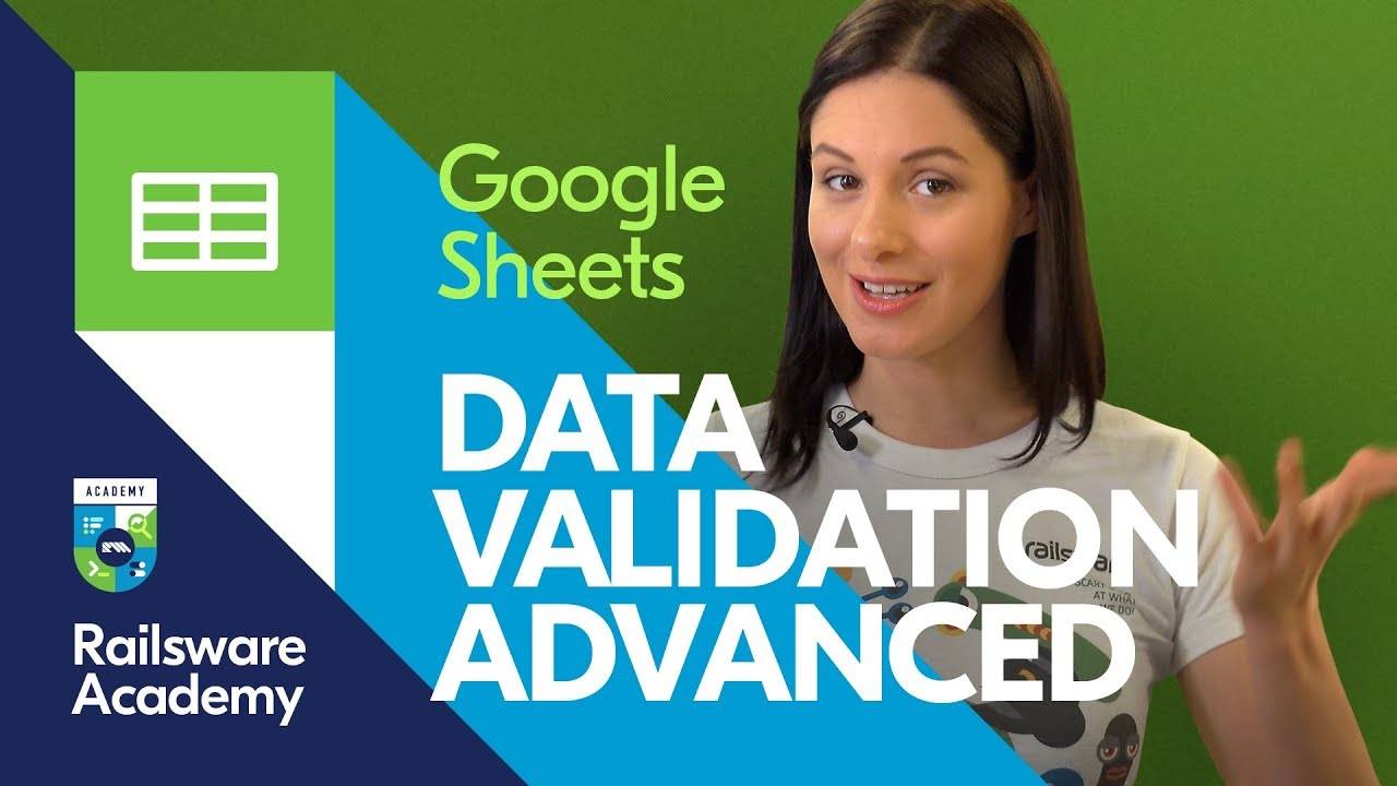 Google Sheets: Data Validation and FILTER formula