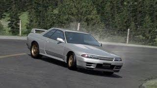 "Gran Turismo HD Concept ""Nissan SKYLINE GT-R V SPEC II '94"""