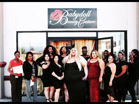 Welcome to Babydoll Beauty Couture   Worlds first body positivity full service beauty salon