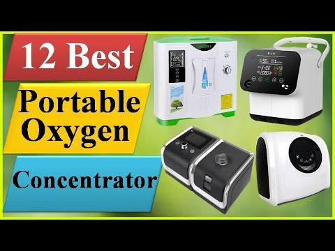 Best Portable Oxygen Concentrator 2021 ✅Portable Oxygen Concentrator: Top 12 Best Portable Oxygen