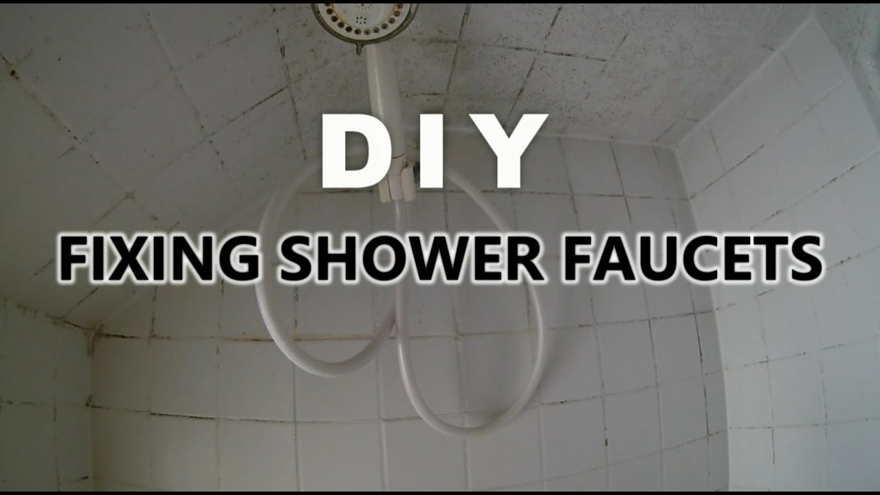 diy save money by fixing the shower faucet yourself gerber shower valve stem replacement