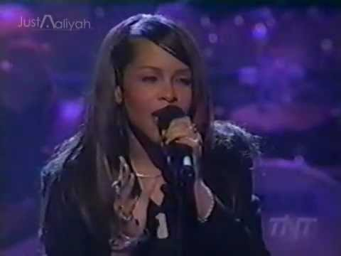 AALIYAH 'The One I Gave My Heart To' Live At UNICEF Gala 1997 (better quality)