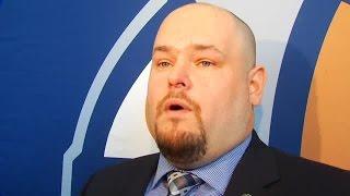 Brian Gratz interview 7/7/15 - courtesy: WSPA-TV