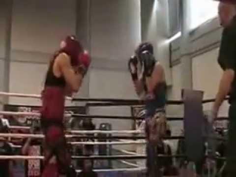 Thodoris Fighting at SEF 14-4-2013