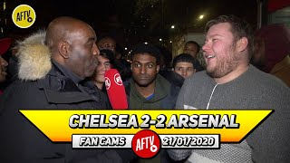 Chelsea 2-2 Arsenal | It Feels Like A Loss, Our Game Management Was Poor! (Blues Fans TV)