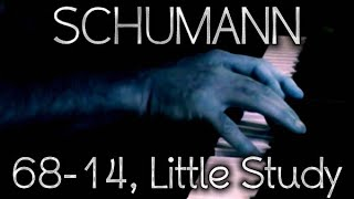 Robert SCHUMANN: Op. 68, No. 14 (Little Study)