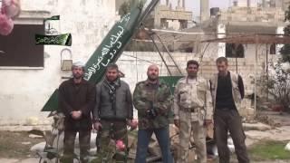 Сирия -боевики запустили шайтан ракету,новости 21.01.2016Г. Сирия. ИГИЛ.
