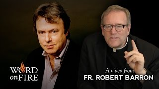 bishop barron on hitchens god is not great part 2 of 3